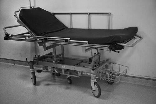 civière-hôpital