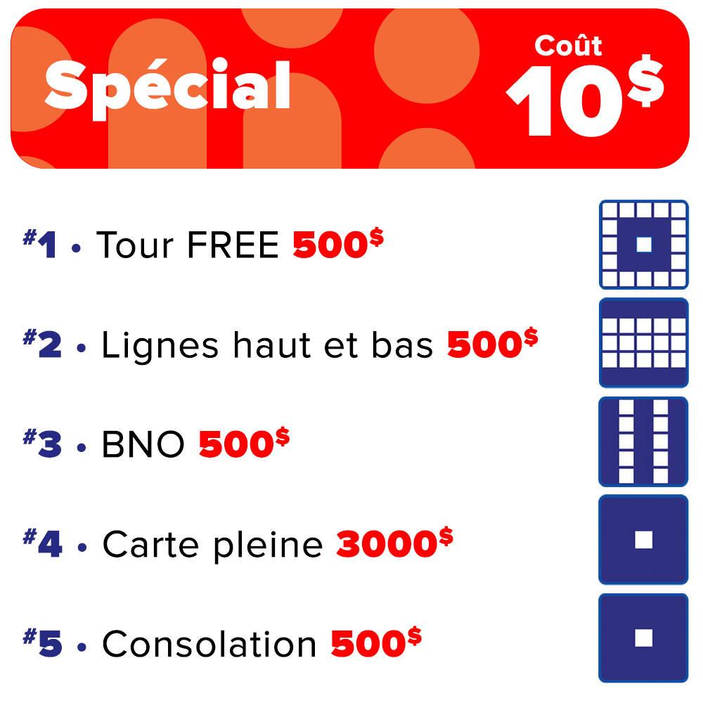 bingo special