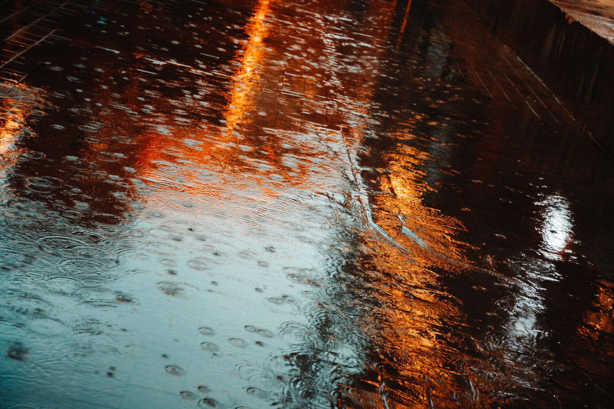 eau, pluie