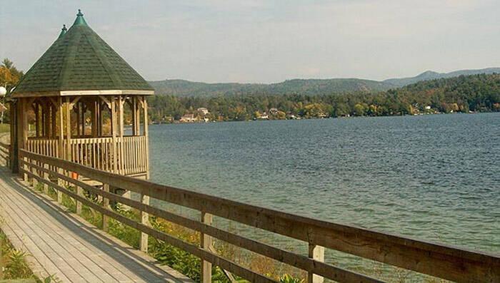 Piétonnière Lac-Sainte-Marie