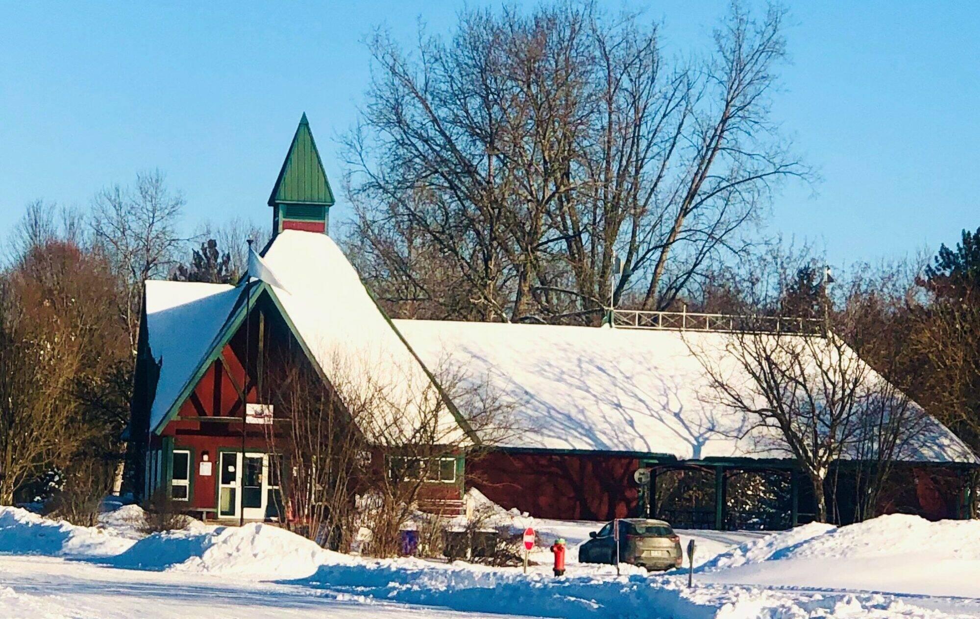 3 clochers maniwaki hiver