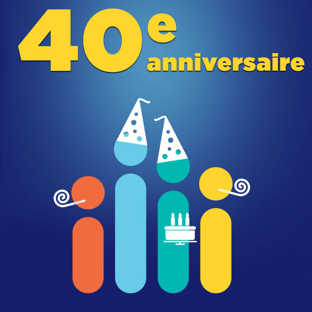 POD-40e anniversaire