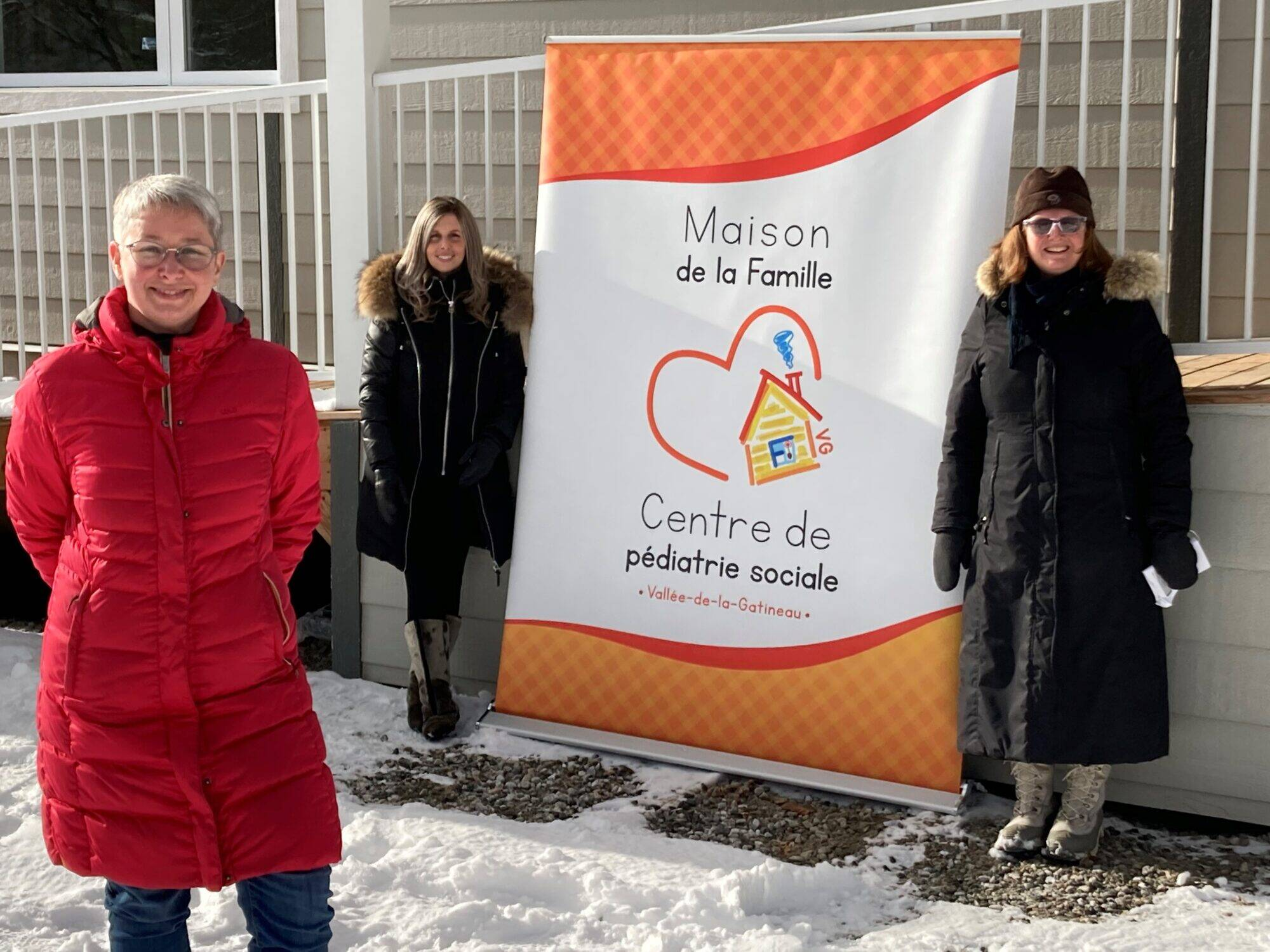 Guignolée centre de pédiatrie sociale