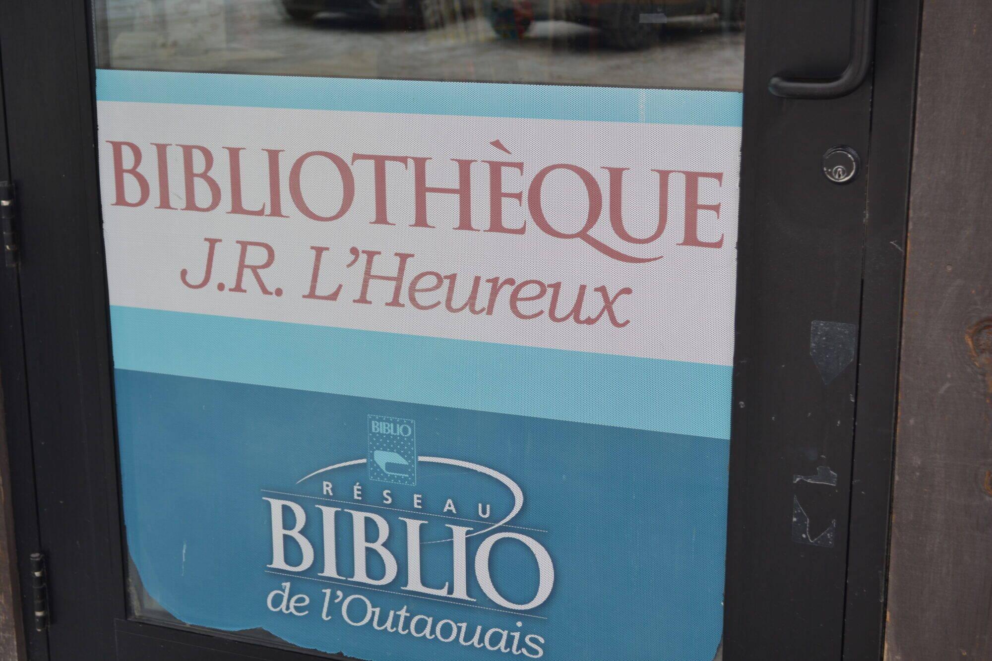 Bibliothèque J.R. l'Heureux 2