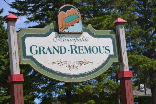 Grand-Remous logo municipalité