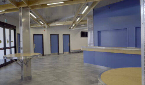 Centre sportif Gino-Odjick réno.jpg