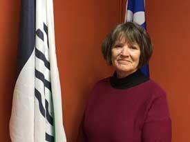 Cheryl Sage-Christensen, siege 1 Lac-Sainte-Marie