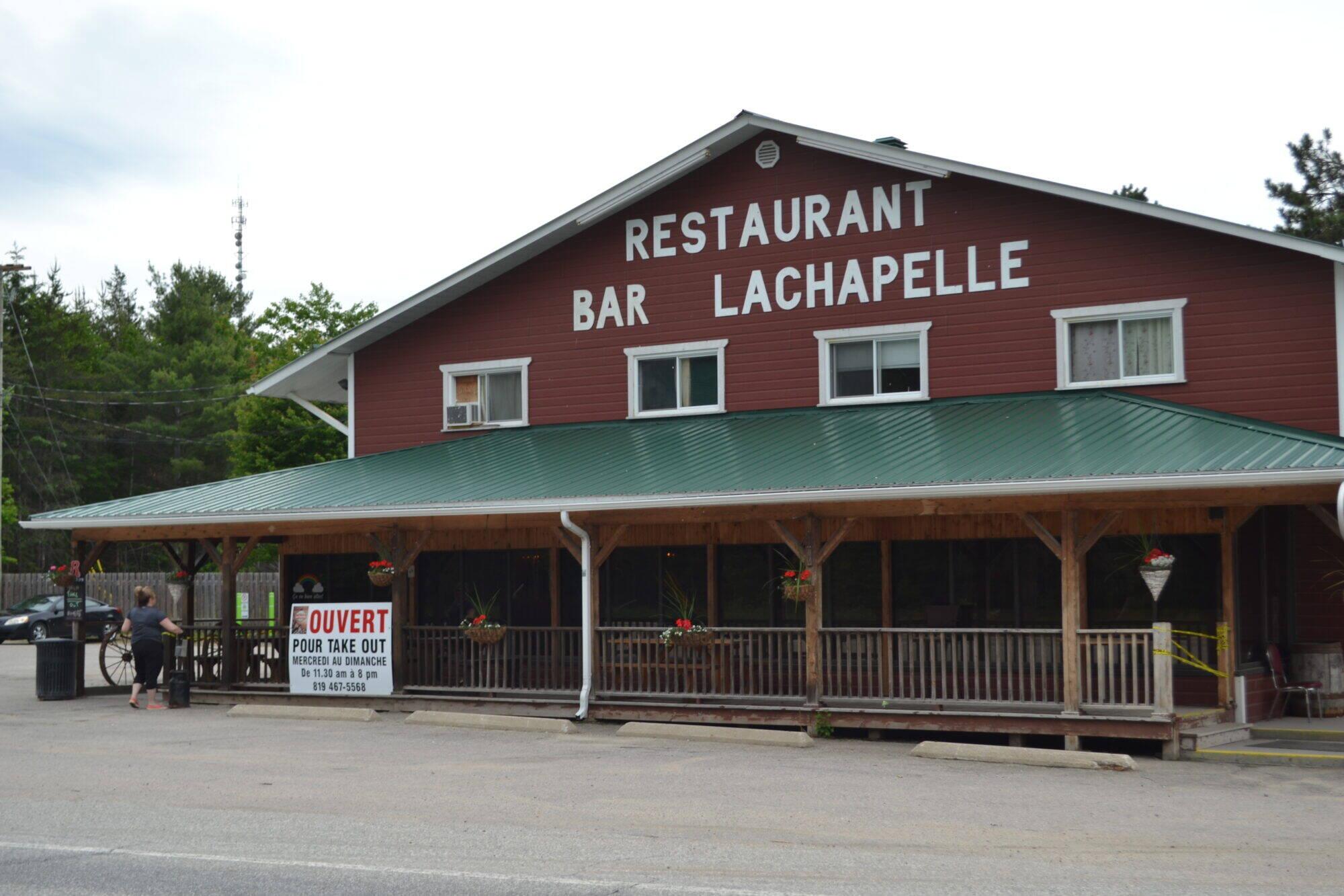 Resto-Bar Lachapelle
