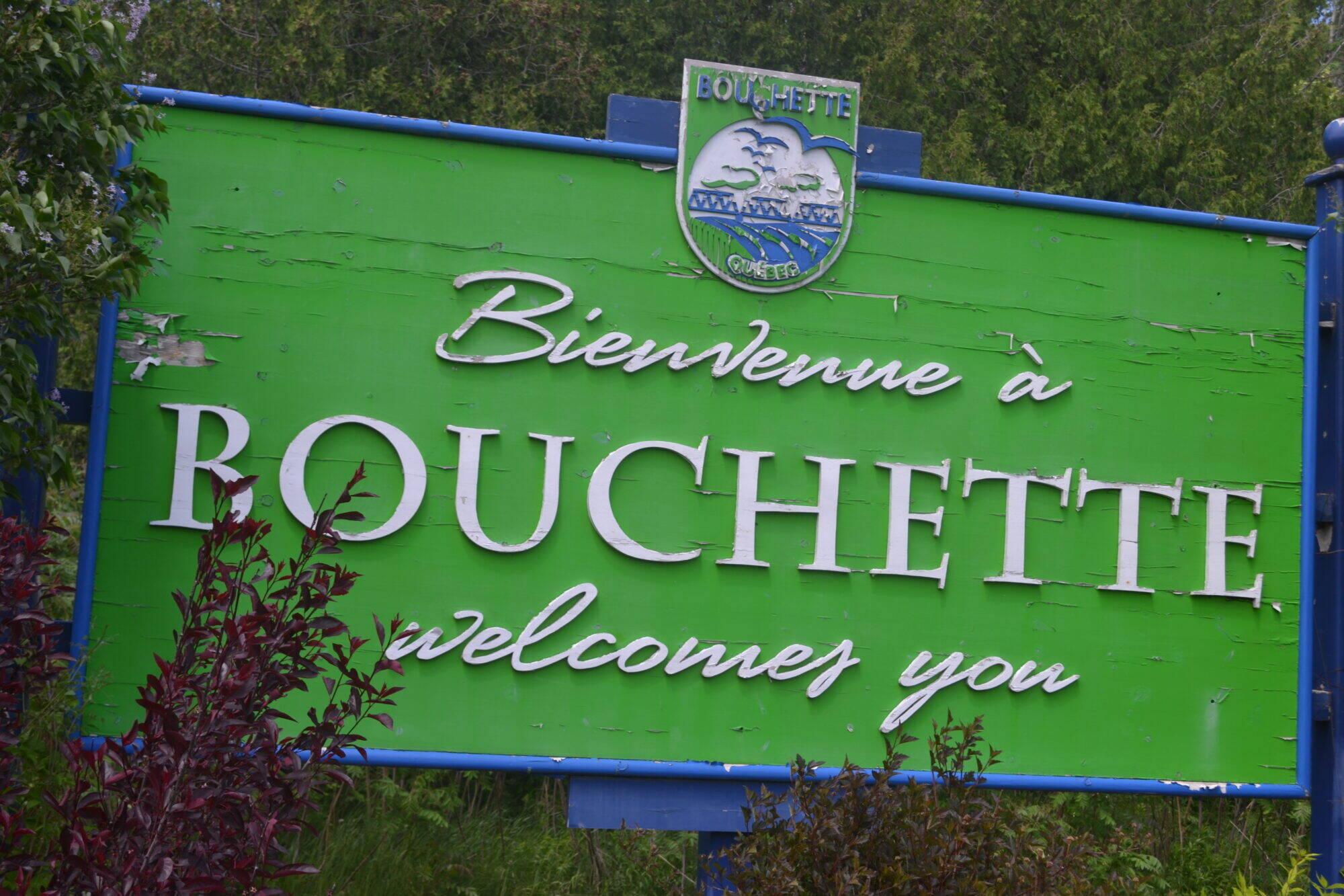 Bienvenue à Bouchette 2