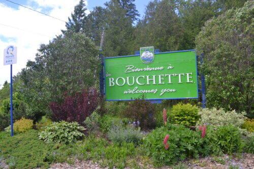 Bienvenue à Bouchette