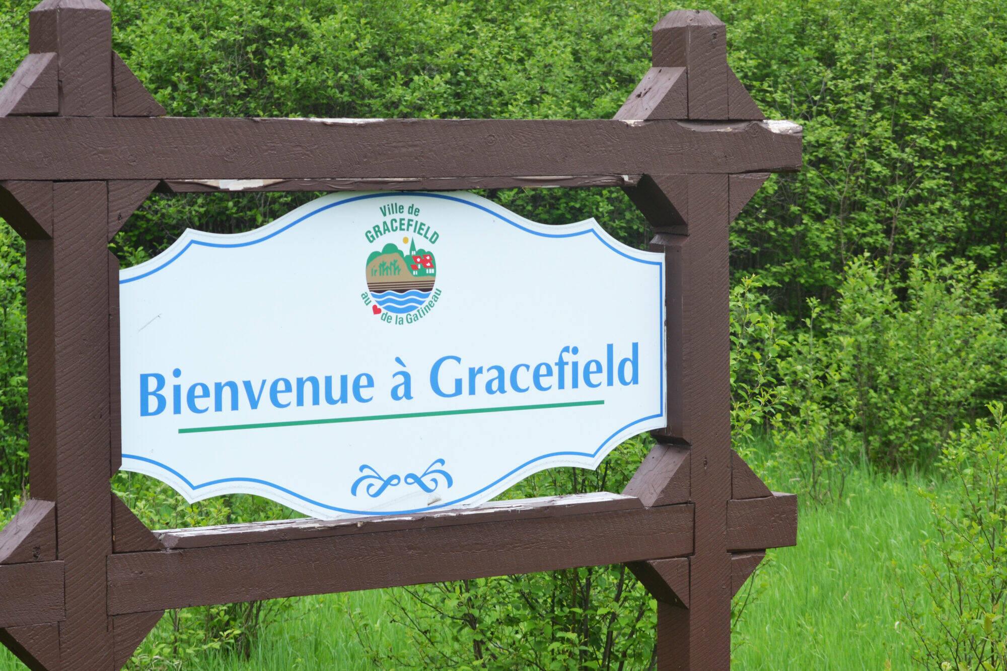 Bienvenue - Gracefield