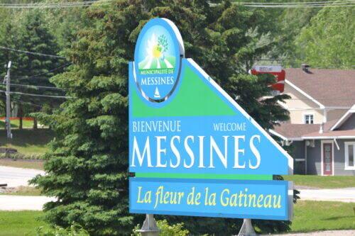 Bienvenue - Messines