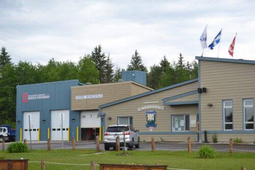 Centre municipale - Cayamant