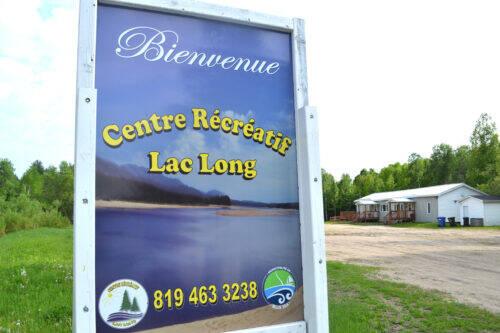 Centre récréatif Lac long - Blue Sea