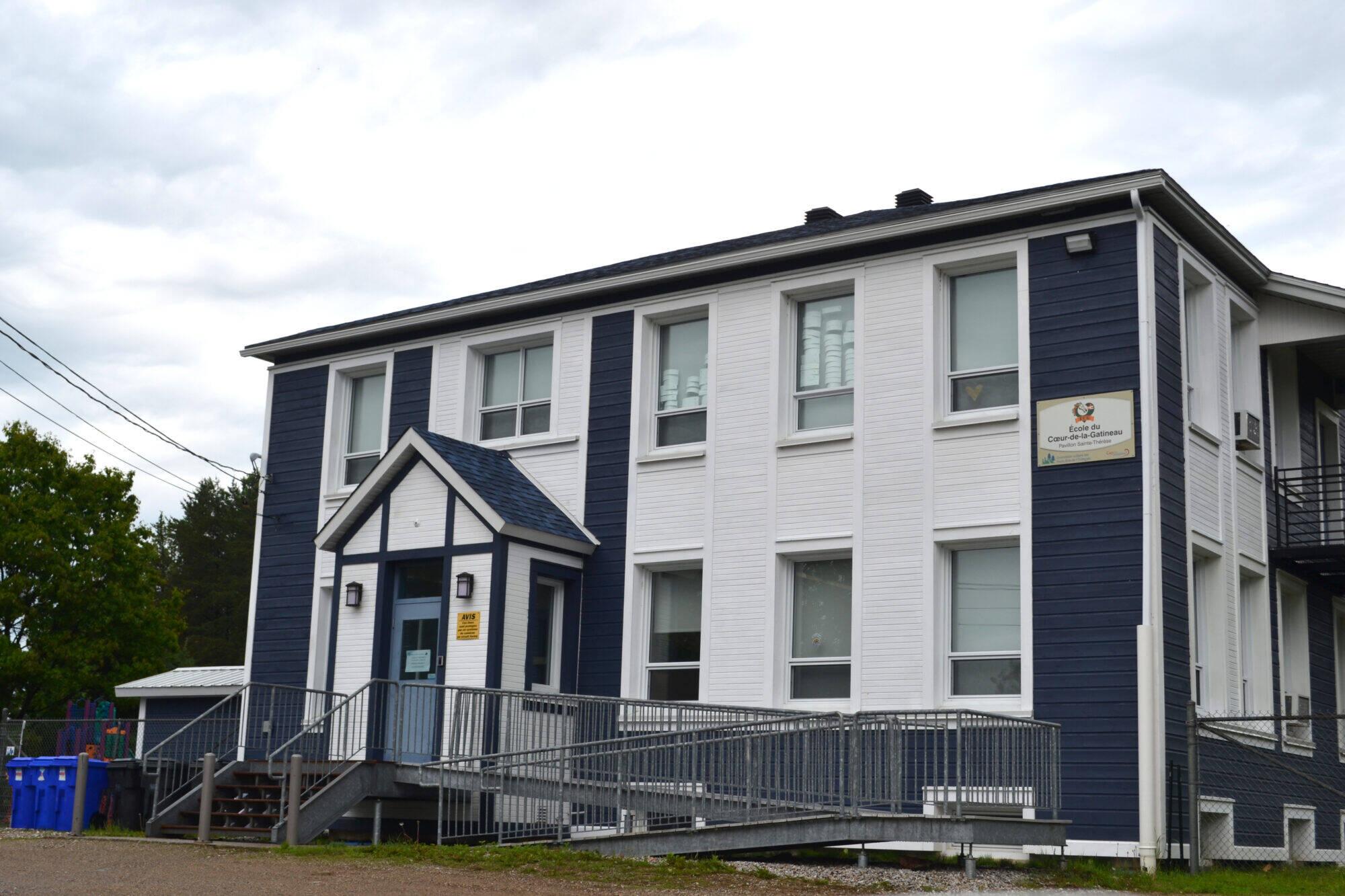 École - Cayamant