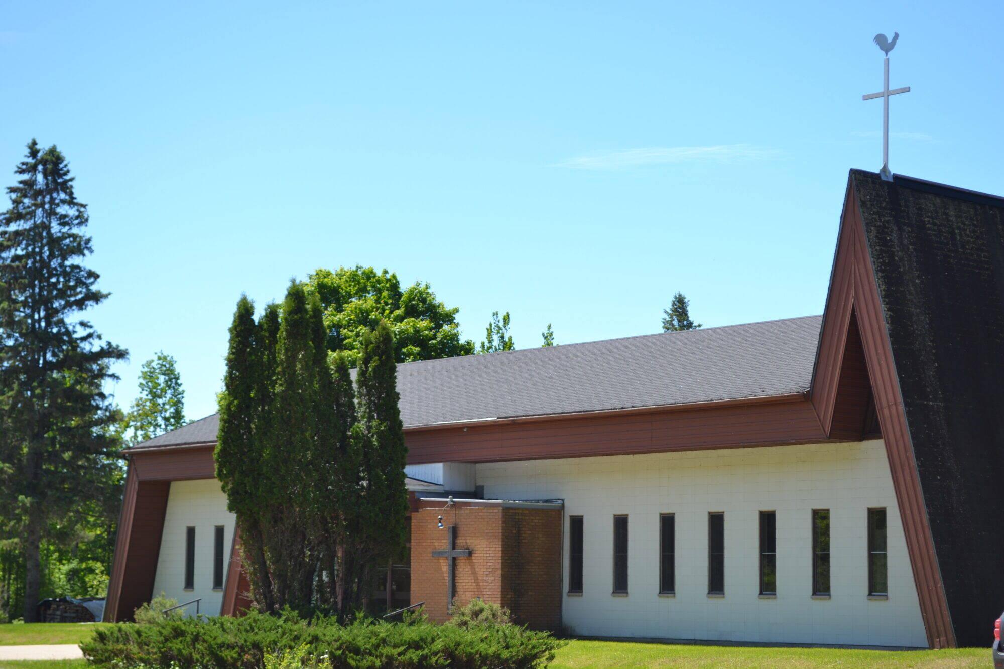 Église 2 - Grand-Remous