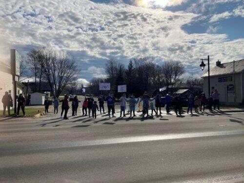 Grève enseignants 14 février 2021 - 1