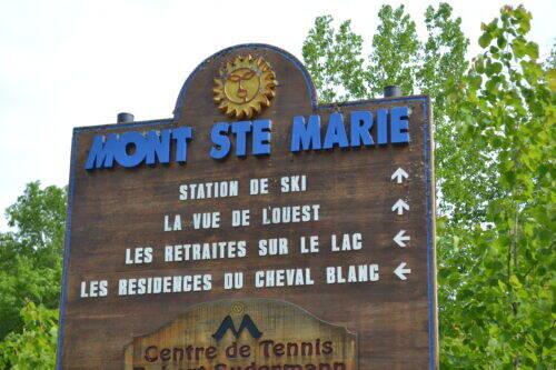 Mont Ste-Marie - Lac-Sainte-Marie