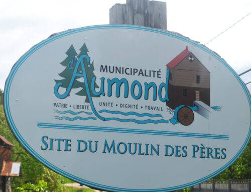 Moulin des pères - Aumond