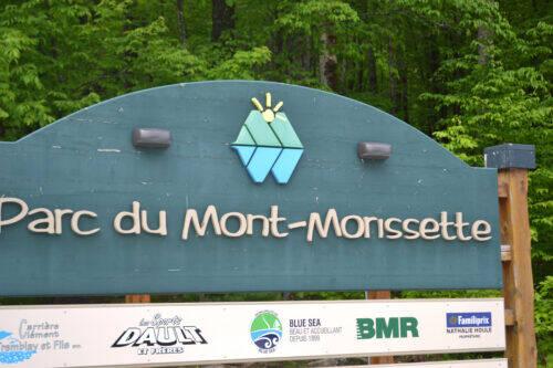 Parc du Mont Morissette - Blue Sea