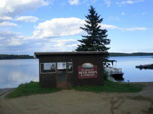 Deer Horne Lodge