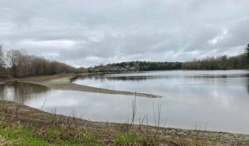 Rivière Gatineau mai 2021