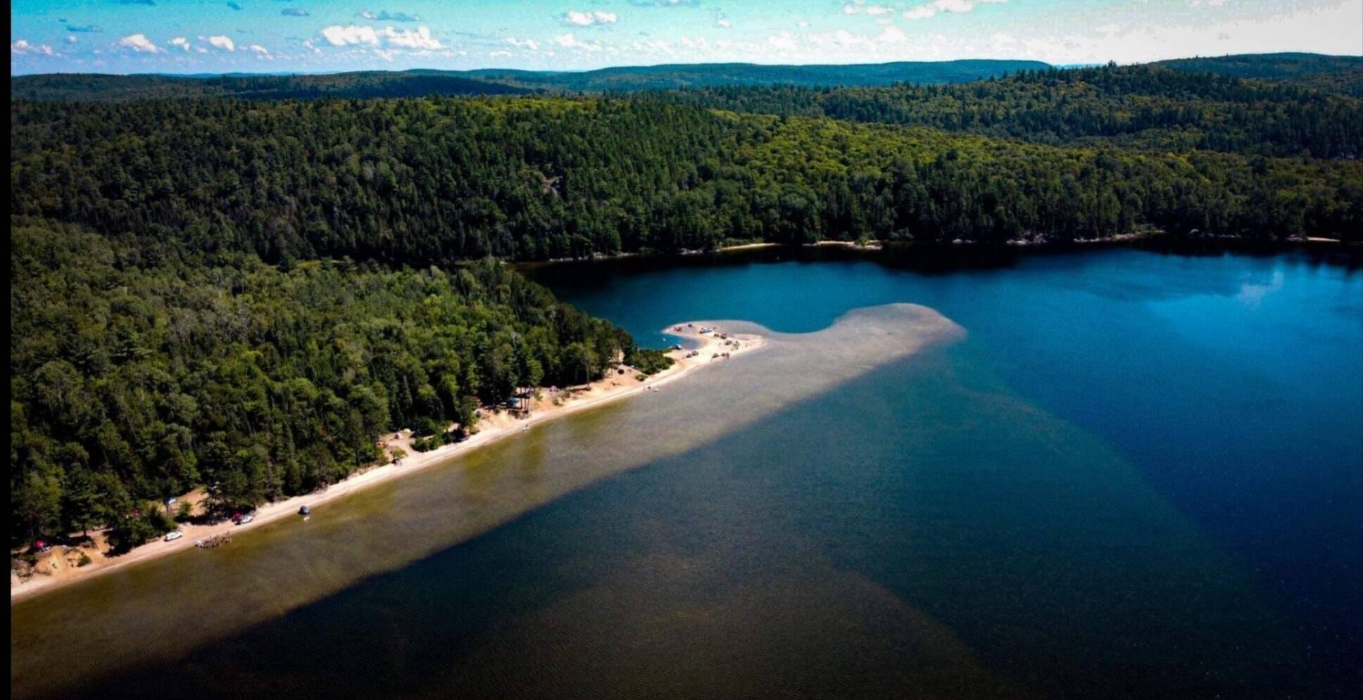 photo lac dumont